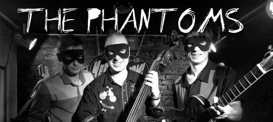 THE PHANTOMS - rockabilly monsters (SPB) | ВКонтакте