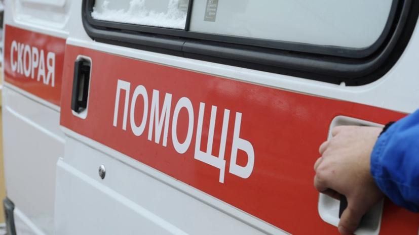 Лобовое столкновение двух автомобилей произошло в КЧР