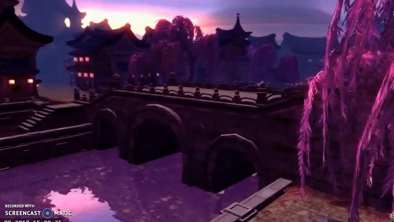 Dragon Nest ● Red Lotus Palace (New City) Teaser from DWC