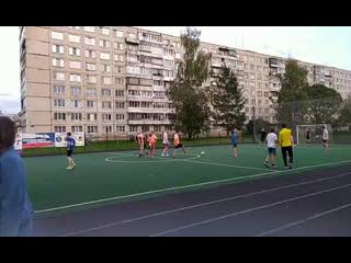 . Тихвин Мини-футбол. Федерация бокса- ЛФК Виктория