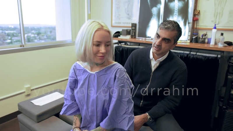 Jaw Neck and Shoulder Pain Headaches and Dizziness HELPED Dr Rahim Chiropractic