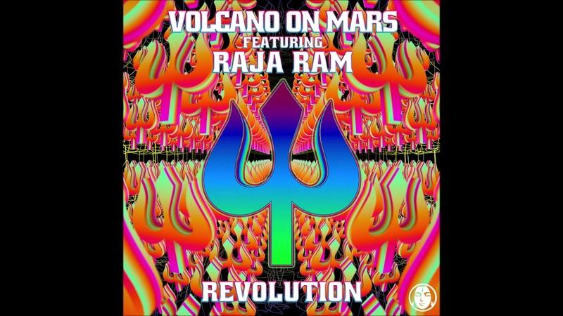 Volcano On Mars Raja Ram - Revolution