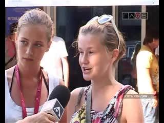 Молодая Татьяна Мисюра (будущая  Emily Bloom)