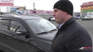 Отзыв владельца китайского автомобиля Geely Emgrand X7