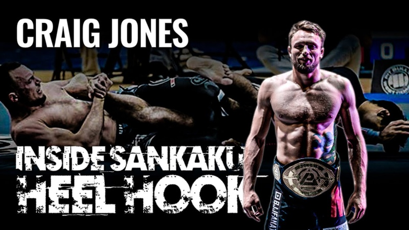 The Heel Hook Hunter - Craig Jones | Inside Sankaku Study