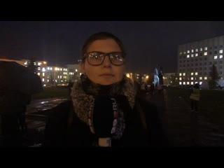 Стрим : гуляния на площади Ленина