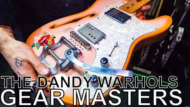 The Dandy Warhols' Peter Holmström - GEAR MASTERS Ep. 290