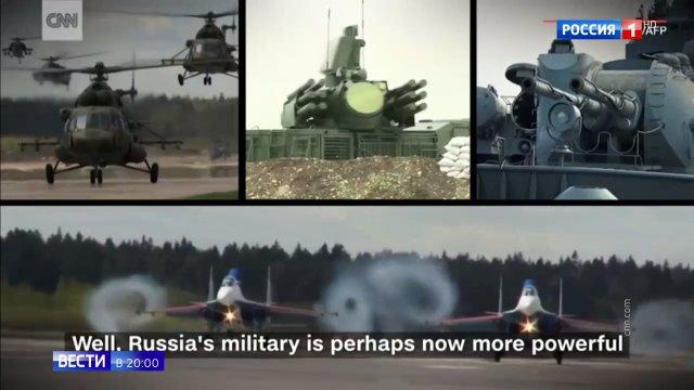 Вести в 20:00 • Парад Победы произвел фурор в западных СМИ