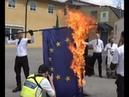 Garvans torg i Ludvika Död åt EU