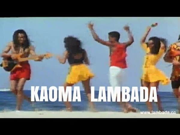 Kaoma Lambada Official Video 1989 HD