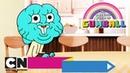 Удивительный мир Гамбола Тупицы Секрет серия целиком Cartoon Network