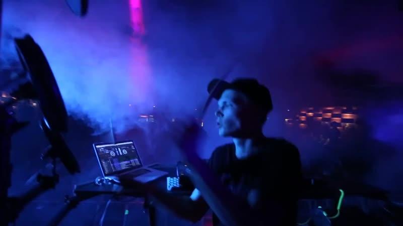 Dj сет с барабанами от DJ BALDOS