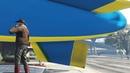 Мэддисон в GTA RP - Падение Украинского Дирижабля, Шериф Хортон 2