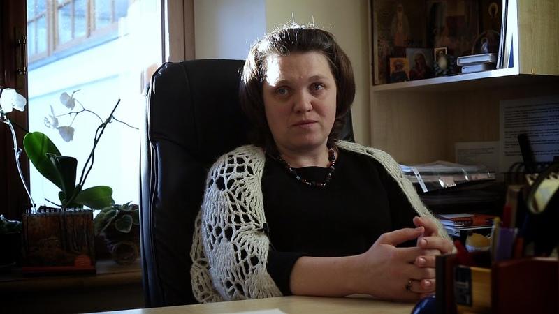 Ксения Коваленок. Главный врач медицинского центра Милосердие