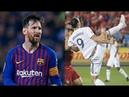 ЛУЧШИЙ ГОЛ 2019 ГОДА! ПО ВЕРСИИ ФИФА! Месси, Ибрагимович