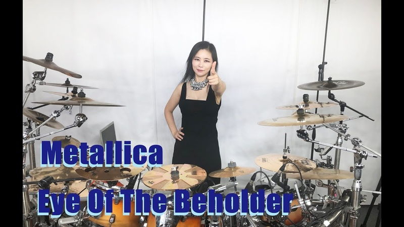 [New] METALLICA - Eye Of The Beholder drum cover by Ami Kim(85)