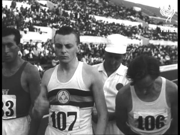 Kuts Regains 5000 Metres Record - Rome (1957)