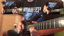 Lazing On a Sunday Afternoon guitar solo cover by George Eager
