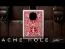ACME HOLE gimmick gaff magic trick