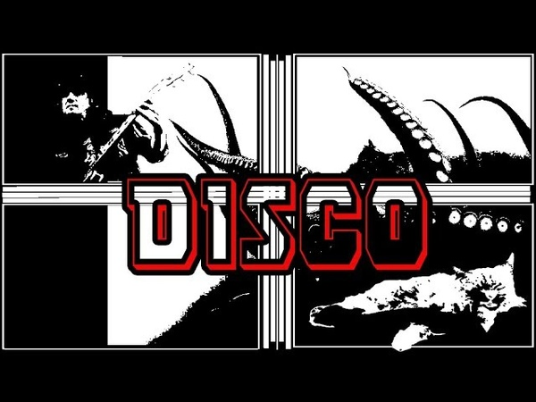 DISCO ON OTHER SIDE OF A SUPERFICIAL TENSION - VLADIMIROV