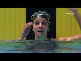 Regan smith shatters missy franklins world record in 200m backstroke