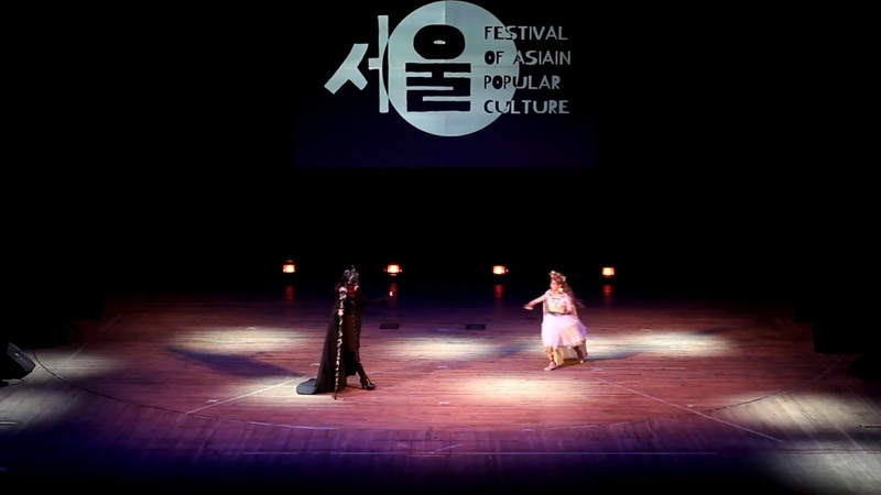 Govard Daryia cupcake Fairy lolita Aristocrat FAP 2019 Festival of Asian Popular culture