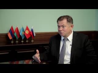 Сергей Глазьев в философском клубе Игоря Куринного