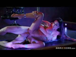 Madison ivy in 'brazzers' pixel whip strip (brazzers exxtra)