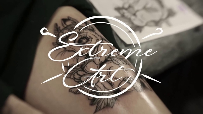 Extreme Art tattoo__Зайчик для Елены__2019