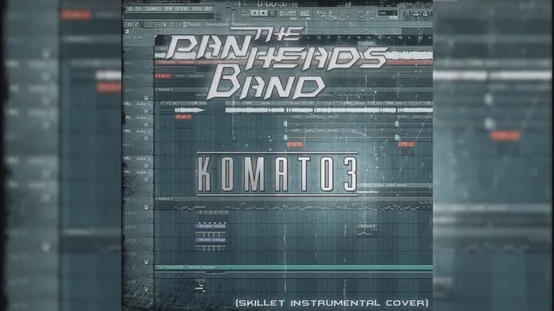 PanHeads Band Коматоз Skillet Instrumental Cover