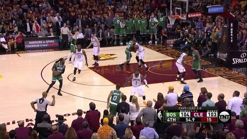 Boston Celtics SLOB Stagger Post
