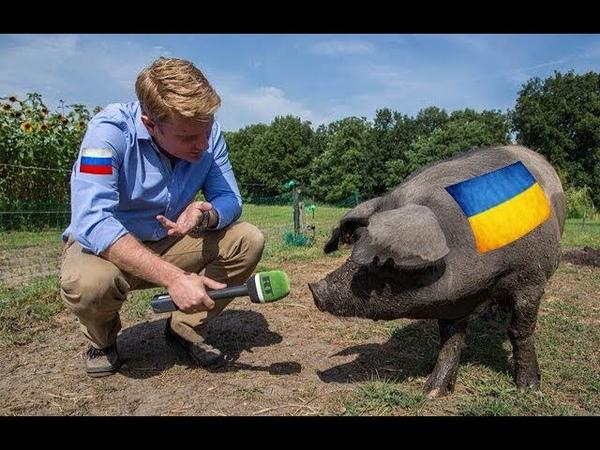 Подкаст №19 свинорус против великих мыслителей с ВеликоДержавной Украины