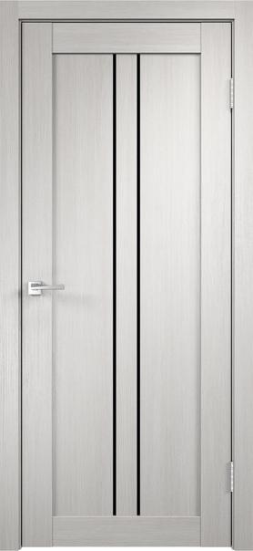 Дверь Лайм 2, дуб белый