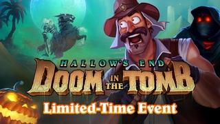 Doom in the Tomb Trailer   Hearthstone