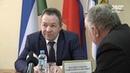 В Белорецке провел прием граждан заместитель начальника Управления ветеринарии РБ Р Б Шагимухаметов