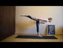 Запись онлайн-занятия №13. Виньяса-флоу йога. Огнева Дарья