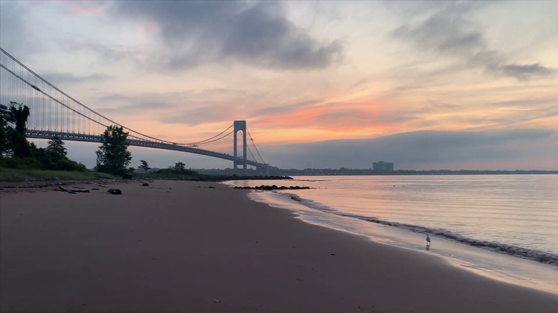 New York Memories Staten Island Bridge