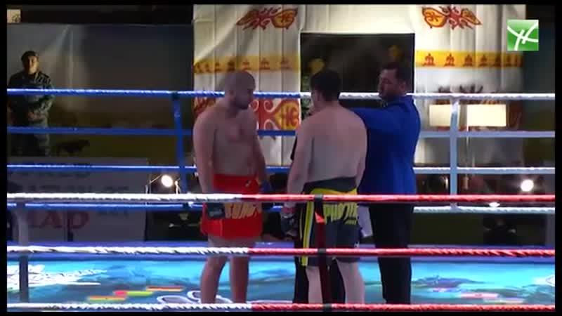 NOMAD MMA N1 PRO: Заур Рамазанов - Уткир Рузиев
