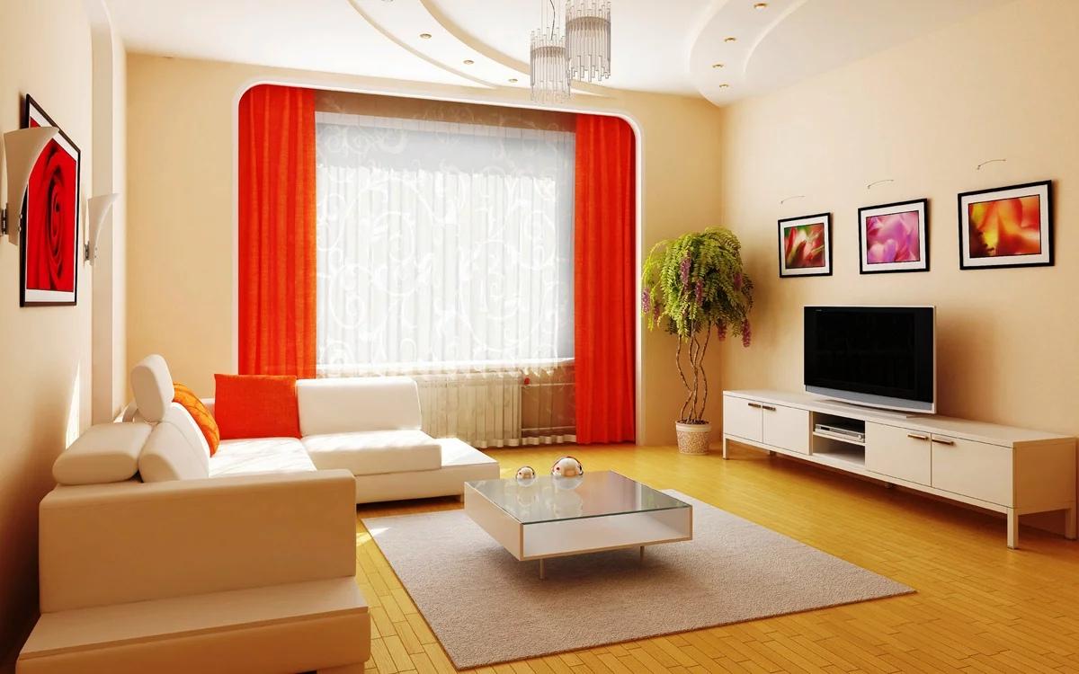 Ремонт квартиры фотогалерея зала жизнь