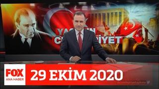 Türkiye Cumhuriyeti 97 yaşında! 29 Ekim 2020 Selçuk Tepeli ile FOX Ana Haber