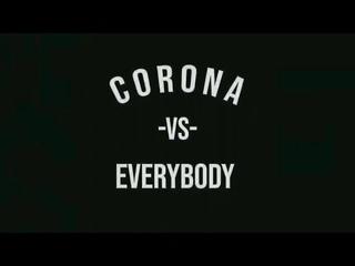 Fuck Corona - Yellow Claw X Saymyname ( City On Lockdown X The Quarantine )
