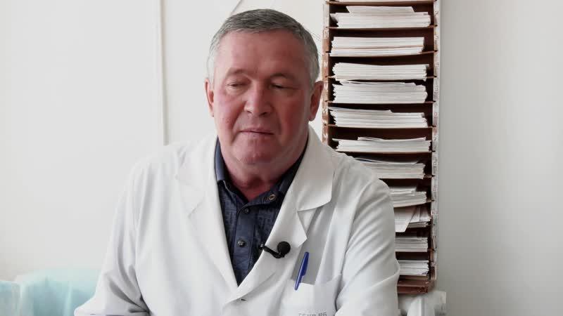Интервью с заведующим наркологическим отделением Давлекновской ЦРБРафисом Шараповым
