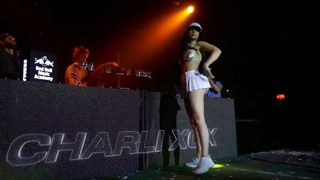 Charli XCX - Bounce & Doing It LIVE HD (2016) Red Bull Music Academy #RBMA