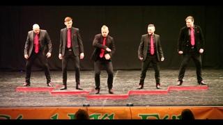 Irish Dance World Championships 2017 - Fusion Fighters Performance