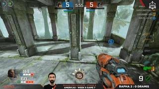 Quake Pro League - Stage 4 - Week 7 - quake on Twitch