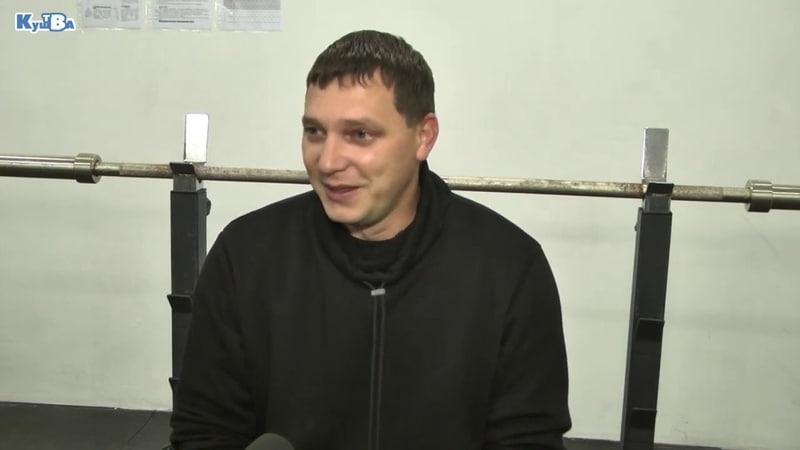 Победитель муниципального этапа конкурса Лучший учитель 2019 Павел Ширинкин
