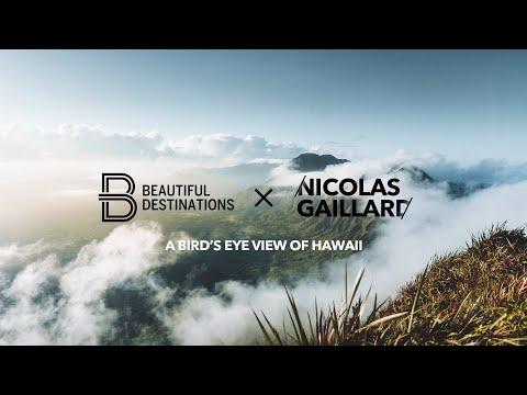 A Bird's Eye View of Hawaii Oahu FPV