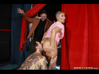 Brazzers - Tats, Tits And Ass / Ryan Keely & Small Hands