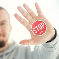 Логотип СТОП страх