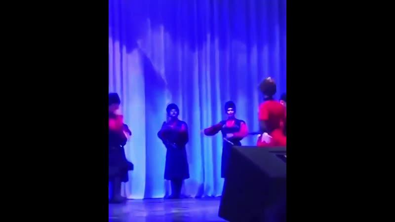 Кабардинские танцы